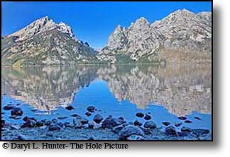 Jenny Lake reflction, grand tetons, grand teton national park, jackson hole, wyoming