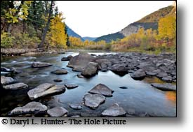Boulder River Autumn