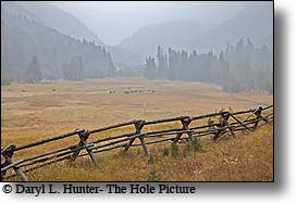 Ranch, Paradise Valley, Montana, mill creek