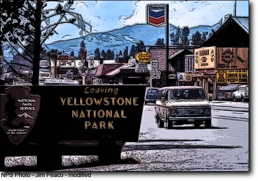 West yellowstone classifieds