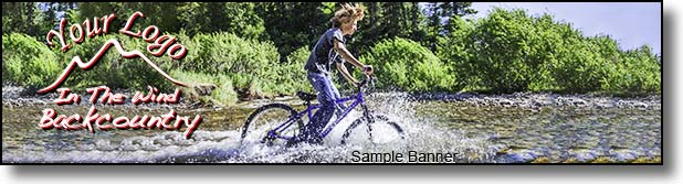 Advertise mountainbiking products