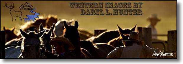 Western Cowboy Fine Art Prints, Photography by Daryl L. Hunter