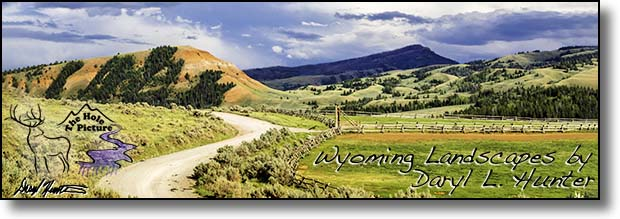Wyoming Landscape Collection by Daryl L. Hunter