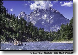 Scenic Float Trip Grand Teton National Park Jackson Hole Wyoming