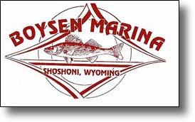 Boysen Marina, Shoshone Wyoming