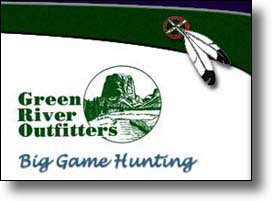 Green River Outfitters, elk, deer, moose, bighorn, hunting