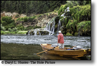 Fly-fishing the South Fork