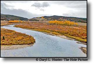 fall, green river, pinedale wyoming